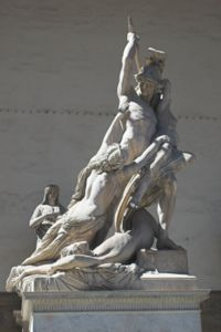 The Rape of Polyxena