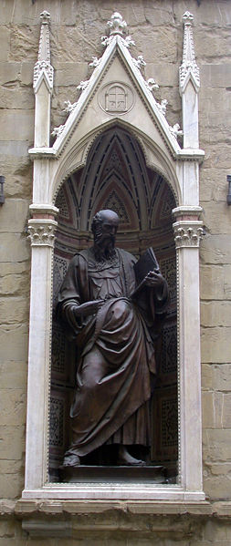 Church of Orsanmichele St John the Evangelist