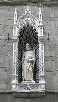 St. Mark Orsanmichele Donatello