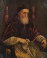 Raphael Portrait of Pope Julius II-Raffael